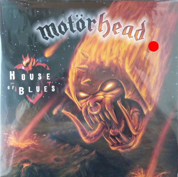 Motorhead-House of Blues 2lp/1cd