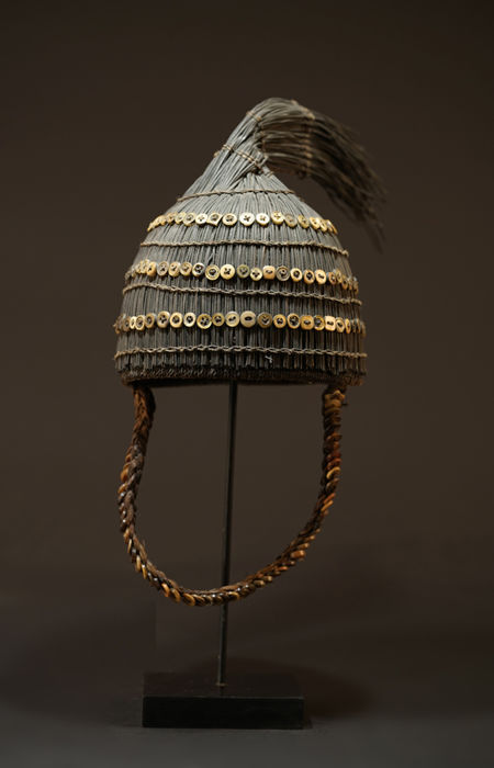 A Lega headdress, Zaire