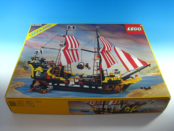 Pirates - 6285 - Black Seas Barracuda