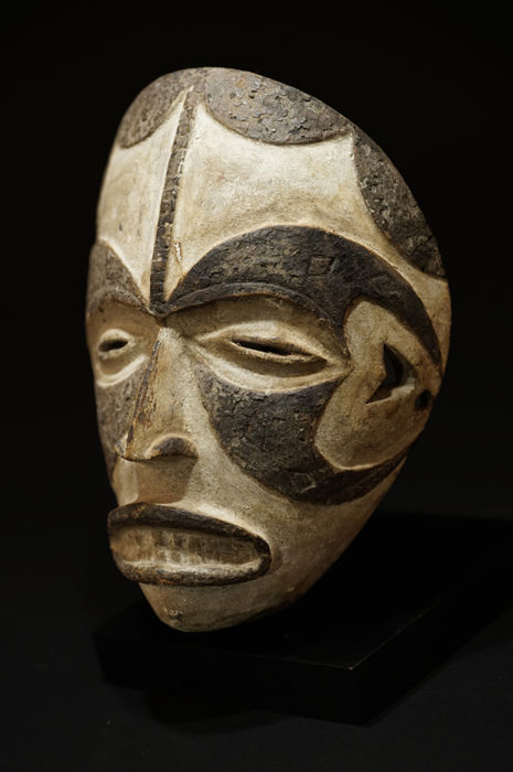 A small Igbo mask, Nigeria