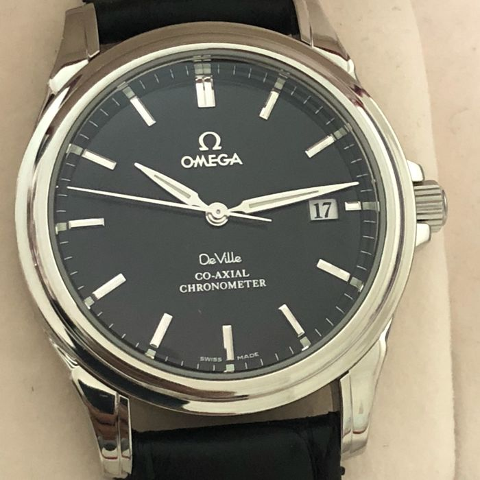 Omega - DeVille Co-Axial Automatic Chronometer  - 4831.51.31 - Heren - 2011-heden