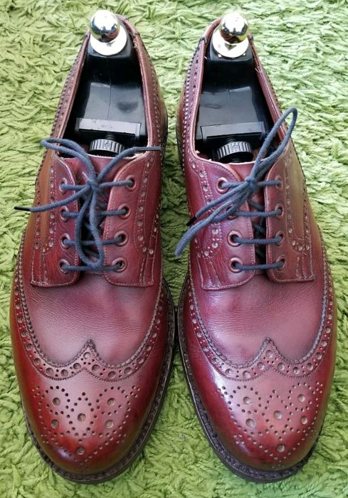 Tricker's - Richelieu men's