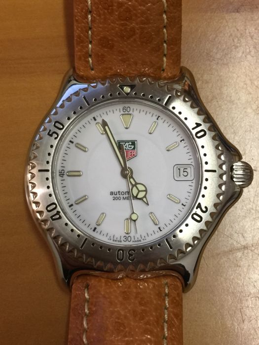 TAG Heuer - Link Professional 200m - Ref. H95829 - Heren - 1990-1999