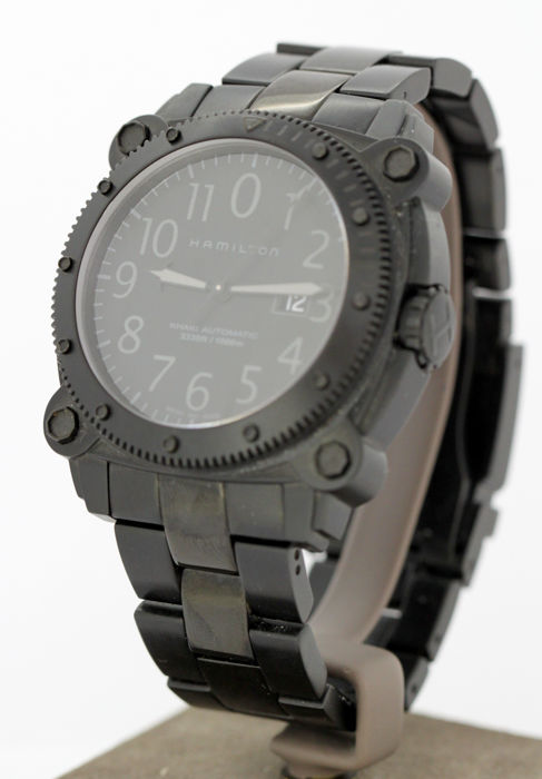 Hamilton -  Khaki Below Zero - 2826-2 - Heren - 2000-2010