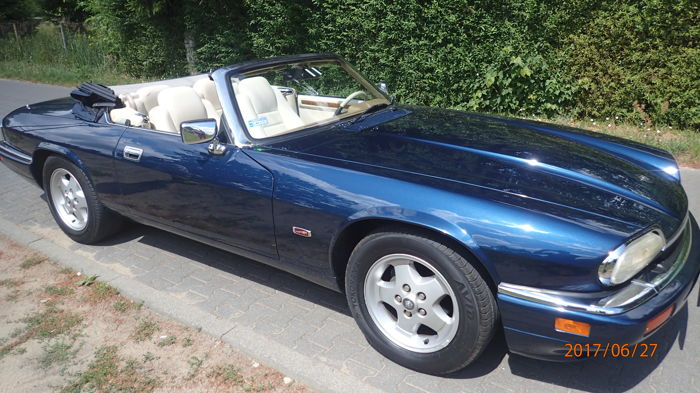 Jaguar   XJS Convertible 4.0 L 2+2   1994