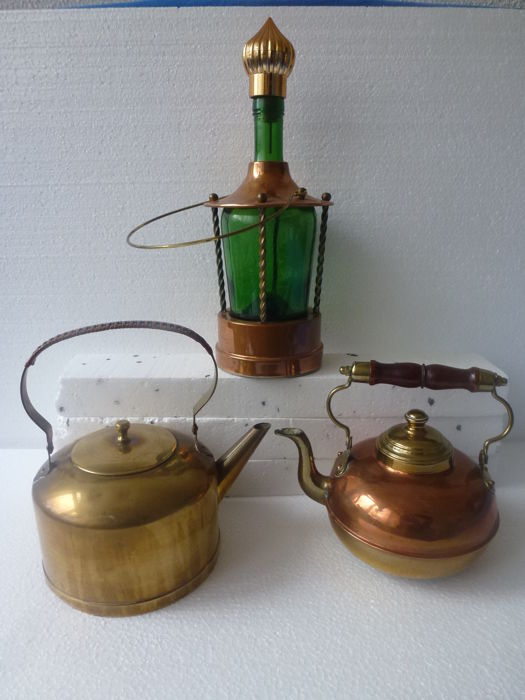 Copper Kettle Olive