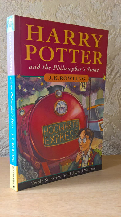 Copyright Error Joanne Rowling Harry Potter And The