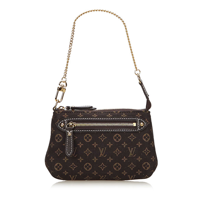 Louis Vuitton - Monogram Mini Lin Pochette
