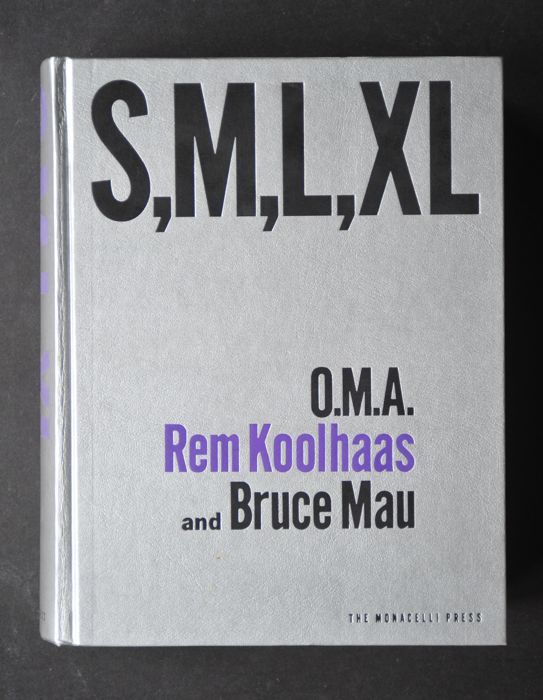 Rem Koolhaas e.a. - S,M,L,XL - 1998