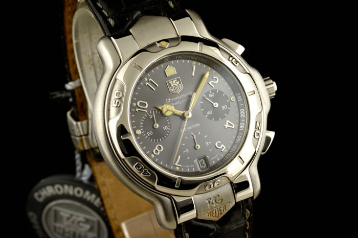 TAG Heuer - Exclusive Chronometer Automatic Watch - Mężczyzna - 2000-2010