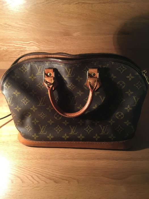 Louis Vuitton - Alma - Vintage - Handbag