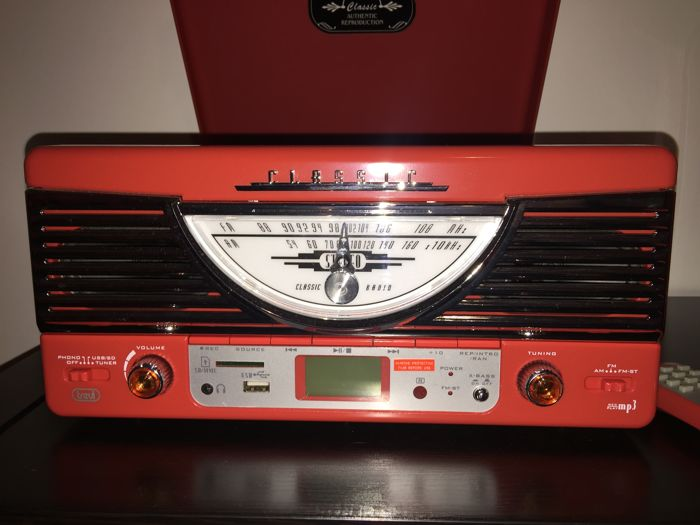 Coca Cola record player