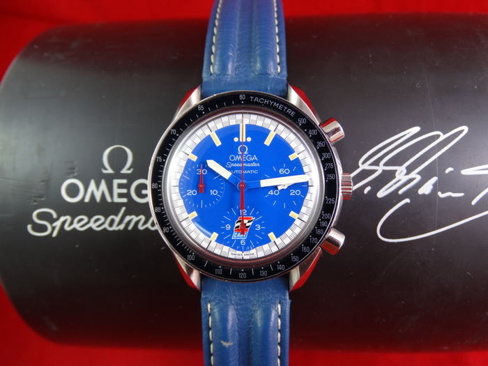 Omega - Speedmaster CART Michael Schumacher Racing - 3510.80.00 - Unisex - 1990-1999