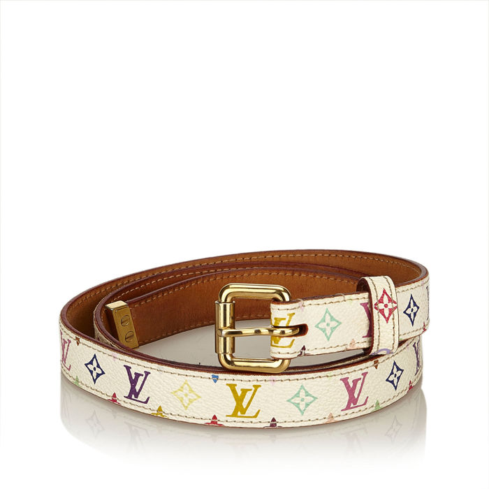 Louis Vuitton - Monogram Multicolore San Tulle