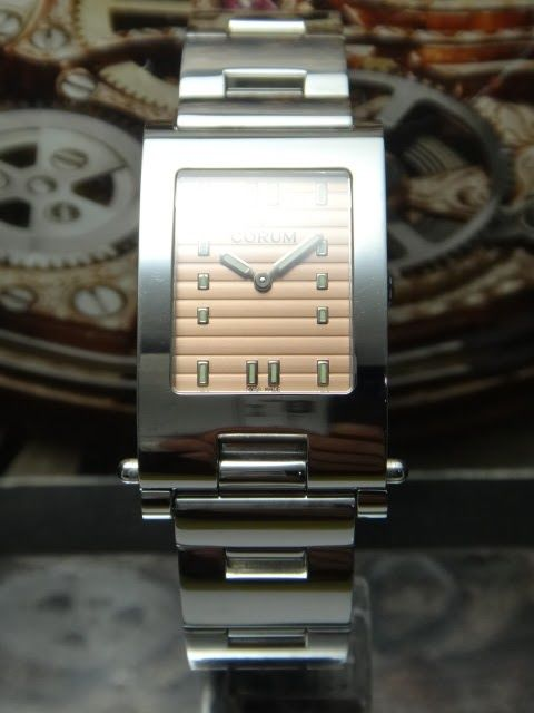 Corum - Tabogan Quartz - Unisex - 2000-2010