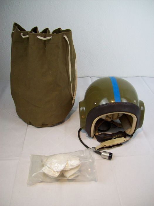 National People's Army, GDR, Laryngophone (Throat Microphone) and