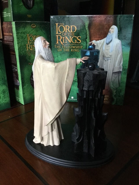 Lord of the Rings - Weta - Istari, Saruman the White 1/6 statue