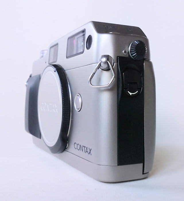 contax g1 35mm data back gd 1 cap and strap instruction manual rh auction catawiki com Contax G1 Digital Contax T2