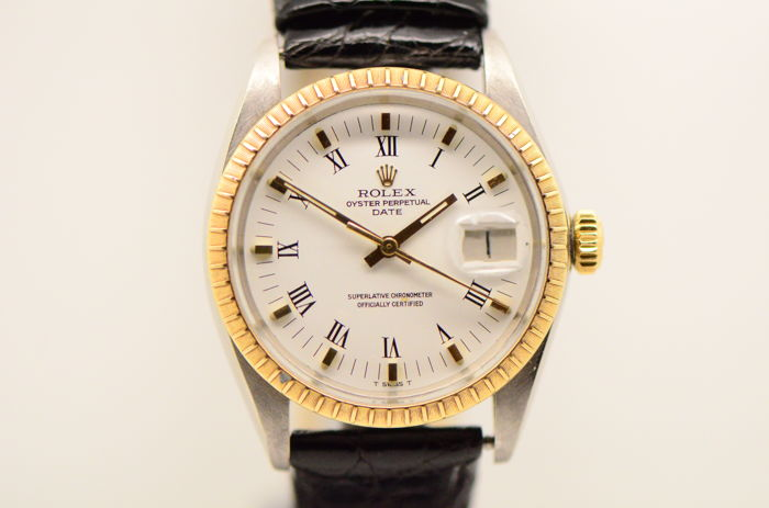 Rolex - Oyster Perpetual Date  - 1505 - Hombre - 1970 - 1979