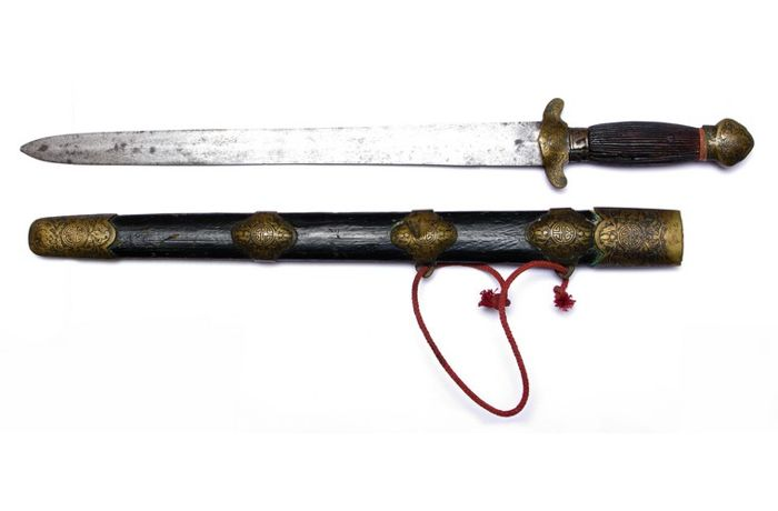 Jian Sword 1820 Full mounted