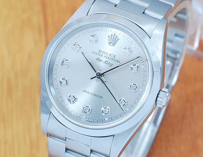 Rolex - Oyster Perpetual Air-King - 14000 - Heren - 1990-1999