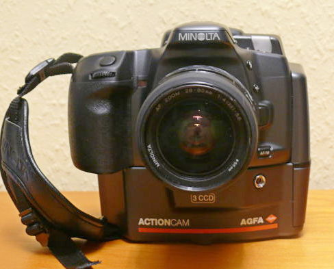 Agfa ActionCam Driver