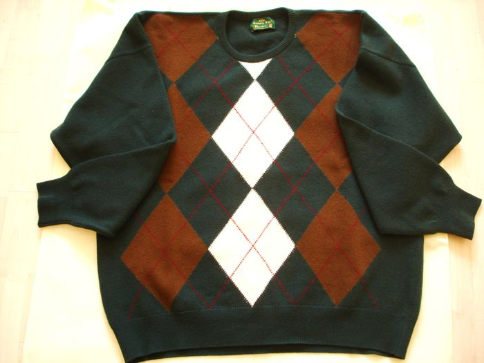 Royal Country Life by Hawico - Scottish knitwear - Trui - Vintage