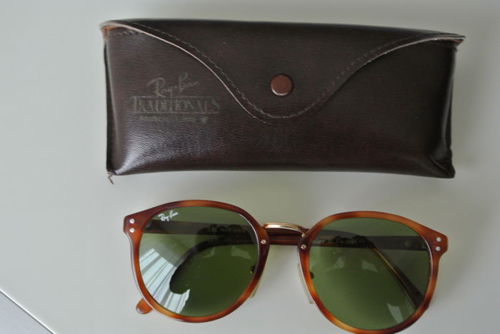 Ray-Ban - Traditionals Premier B W0865 Bausch en Lomb Zonnebril - Vintage