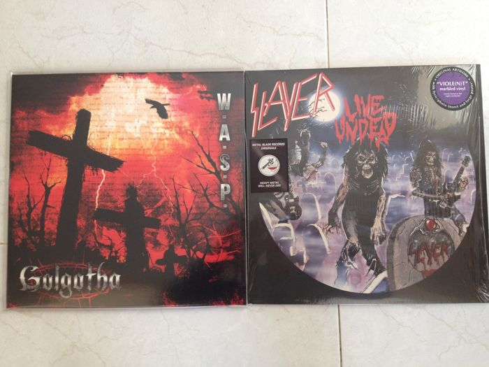 W.A.S.P And Slayer Records