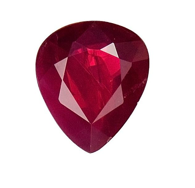 Ruby - 2.01 ct