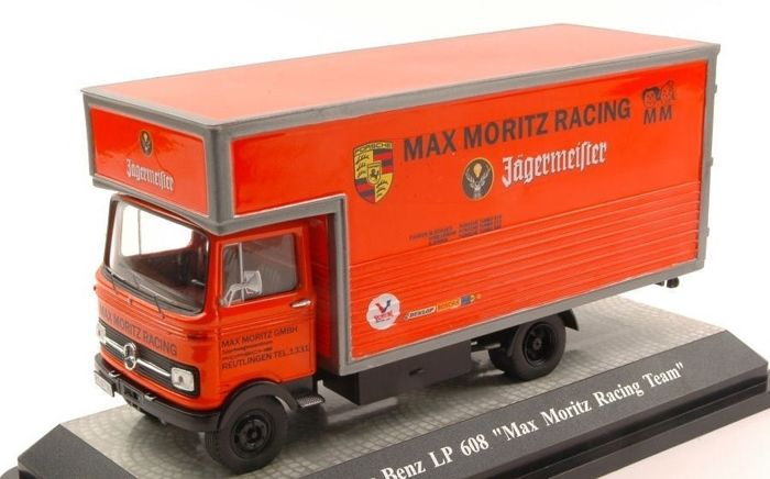 Premium Classixxs - 1:43 - Mercedes Benz LP608 - Max Moritz Racing Team
