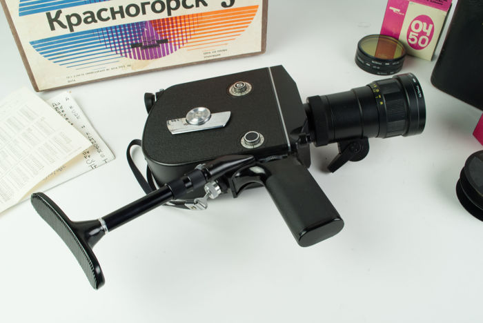 Krasnogorsk-3 (K-3) 16mm camera