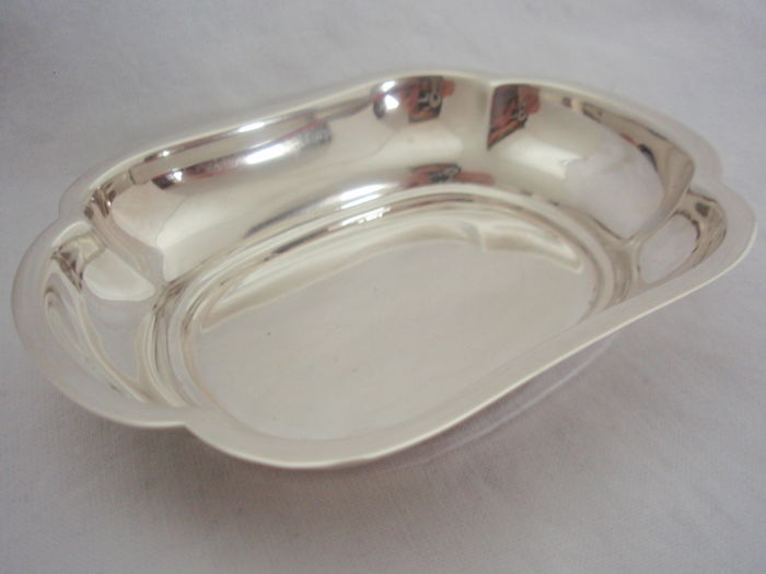 830/1000 Silver chocolate dish, Wilkens, Germany, 1st half 20th century