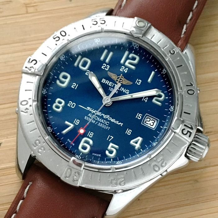 Breitling - Superocean  - A17340 - Men - 2000-2010