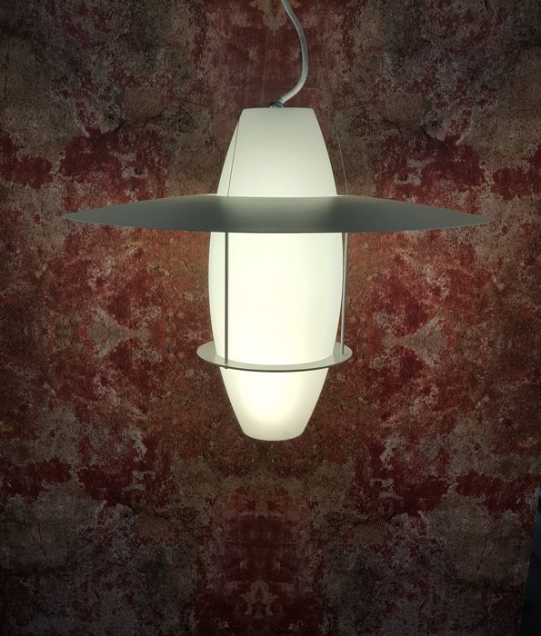 Jan Wickelgren by Fagerhult - Large Sonatra pendant lamp with shade