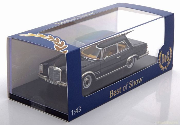 Best of Show - Scale 1/43 - Mercedes Benz 600 Nallinger Coupe