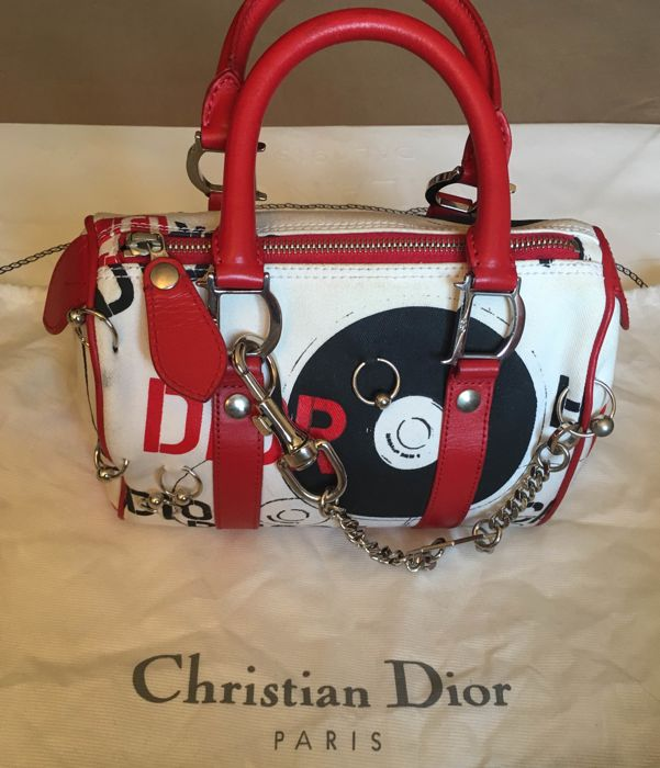 Christian Dior - Sac Boston Hardcore - Edition limitée, occasion d'occasion