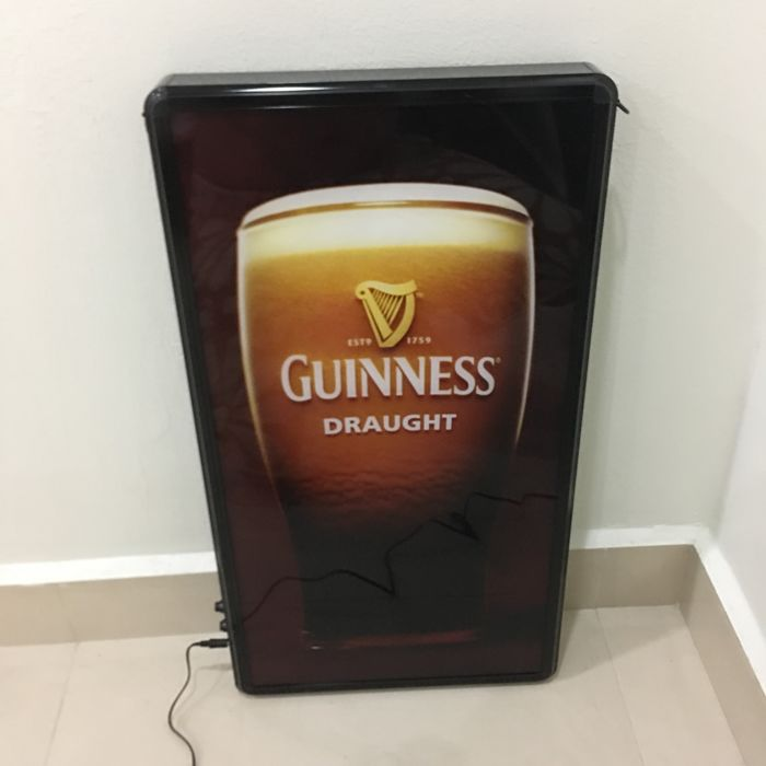 Guinness Brought