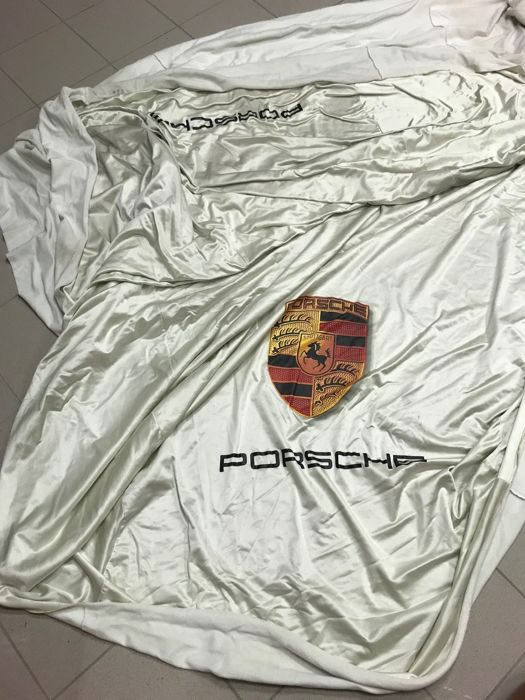 Original Porsche 996 Carrera car cover
