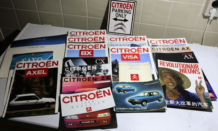 Citroën Folders