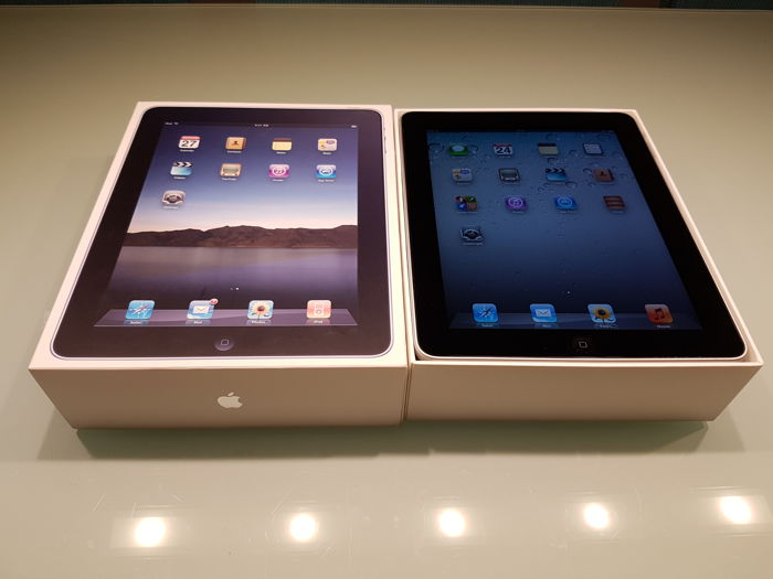 Apple IPAD 1e generation 16GB WIFI in original box