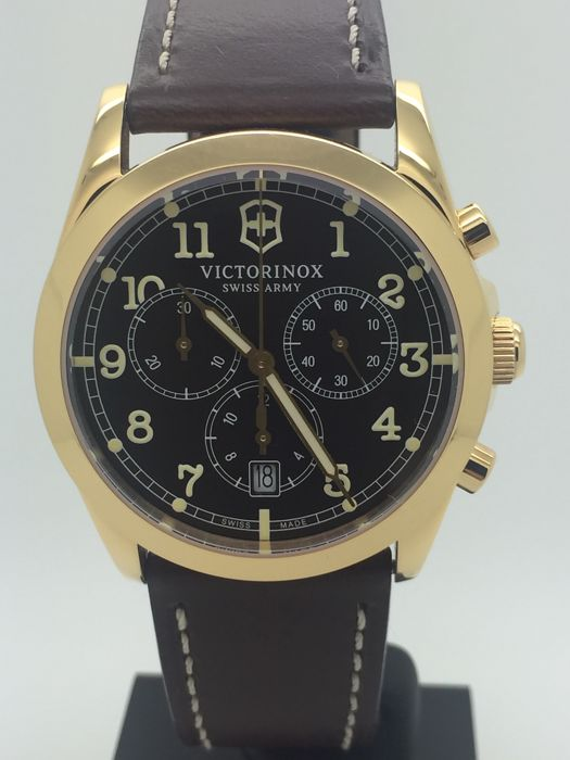 Victorinox Swiss Army - Infantry Chrono - 241647 - Men - 2011-present