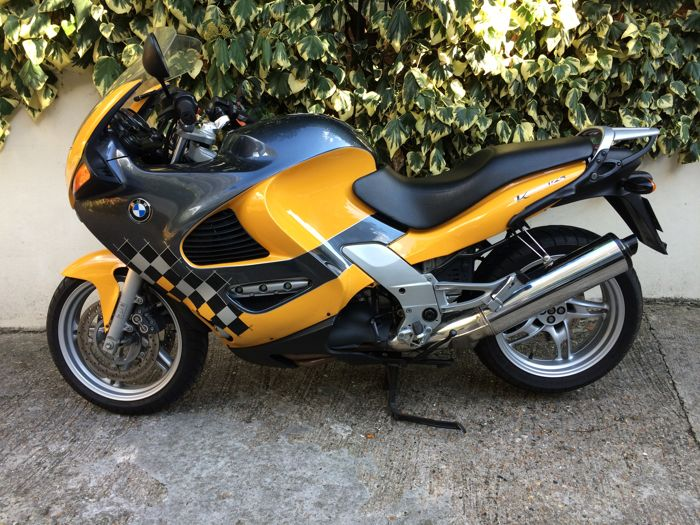 Bmw K1200rs Abs 1200 Cc 2001 Catawiki