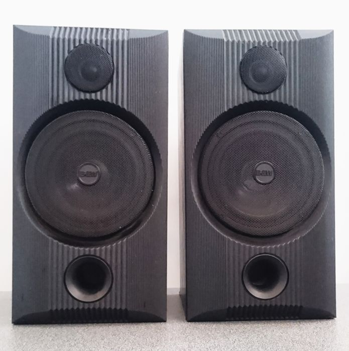 Bowers & Wilkins speakers 2002