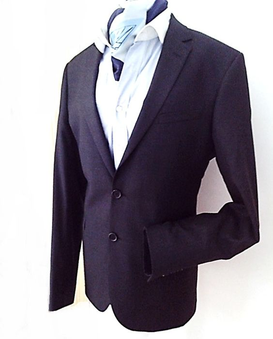 Versace - Exclusive suit with trousers in slim fit