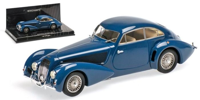 MiniChamps - 1:43 - Bentley Embiricos 1939 - Limited Edition of 576 pcs.