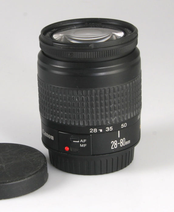 Canon Zoom EF 28-80  3.5-5.6