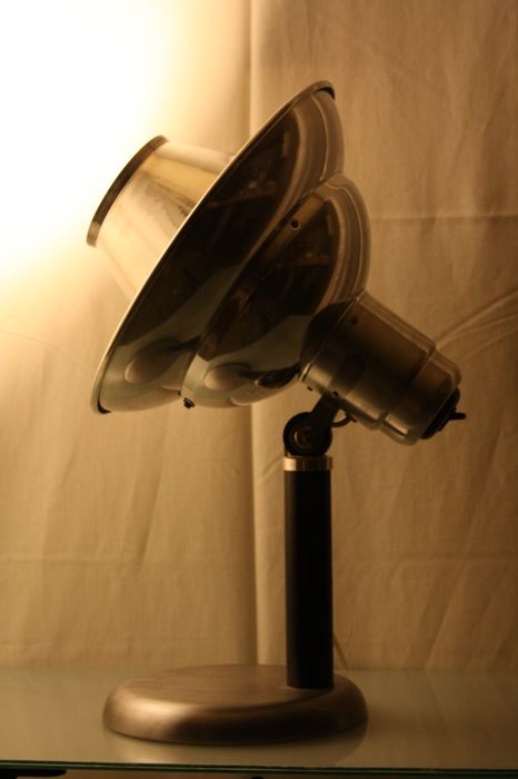 Astralux table lamp - Vienna, 1940s/50s