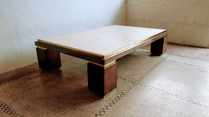 Belgo Chrom - Coffee table