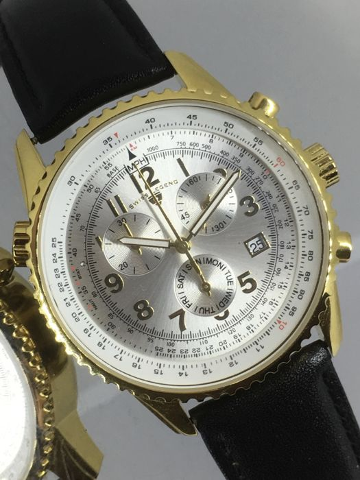 4c018c18411 Swiss Legend - SKYLINE Chronograph - Homem - 2011-presente - Catawiki